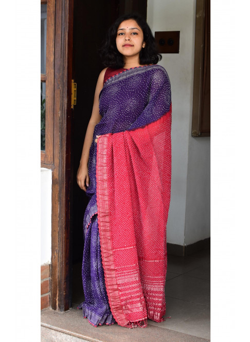 Collection:Bandhani by Ethicus-BD/SC/SA/39A-1