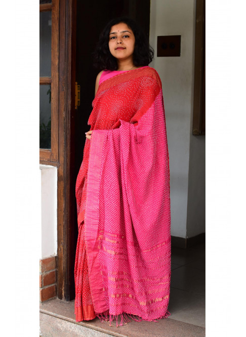 Collection:Bandhani  by Ethicus-BD/SC/SA/40A