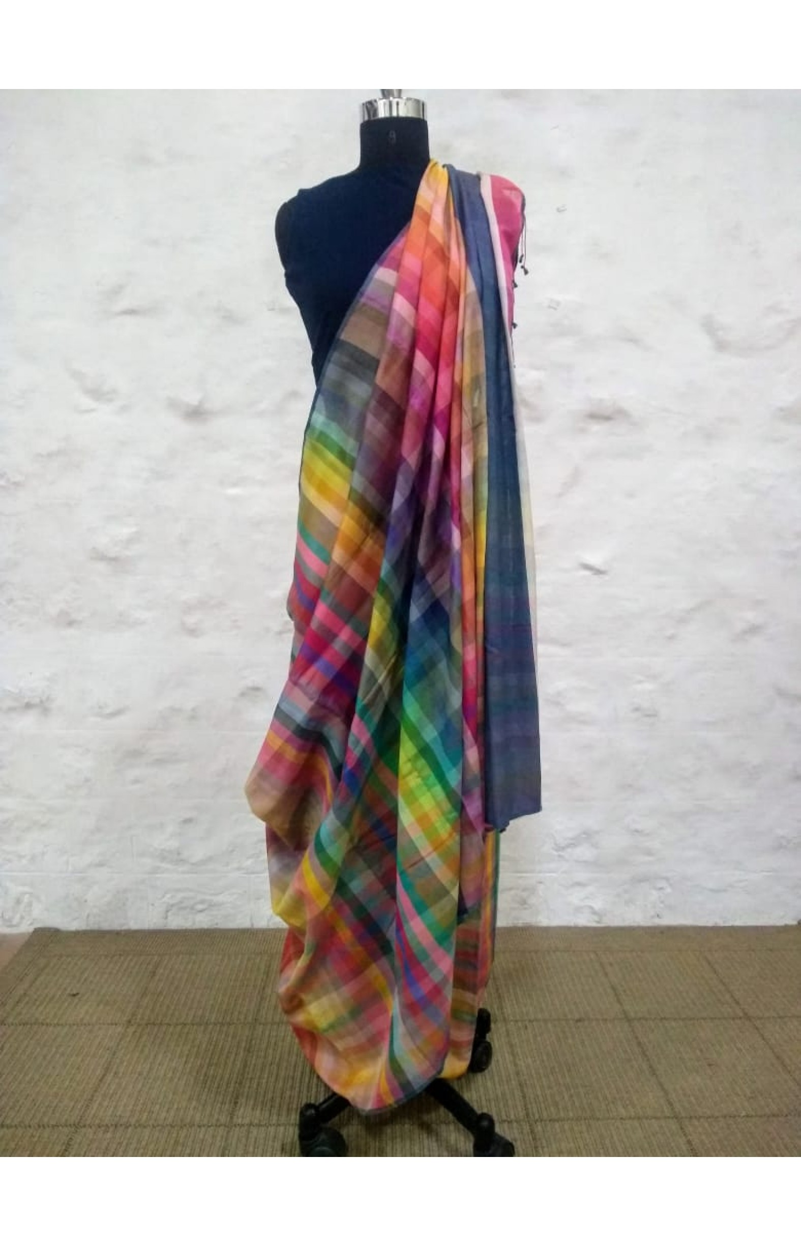 Collection : The Rainbow Saree- CB/SA/1A