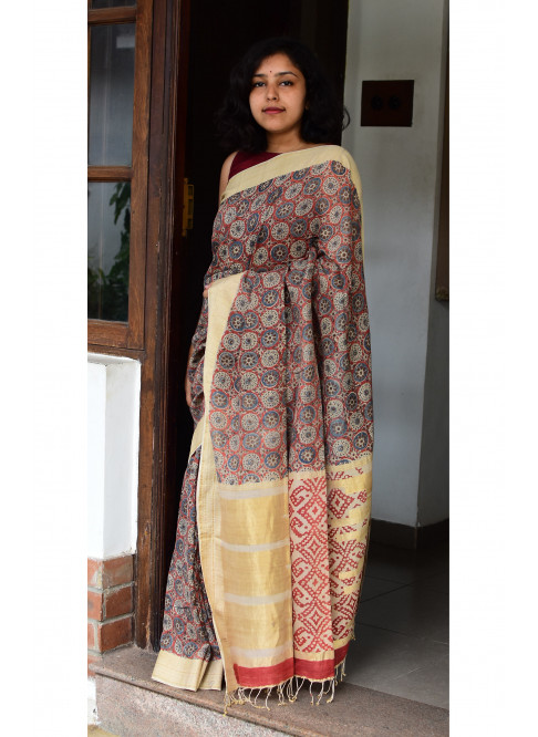 Collection:Chaap-Our Printed Sarees:CB/SA/2A