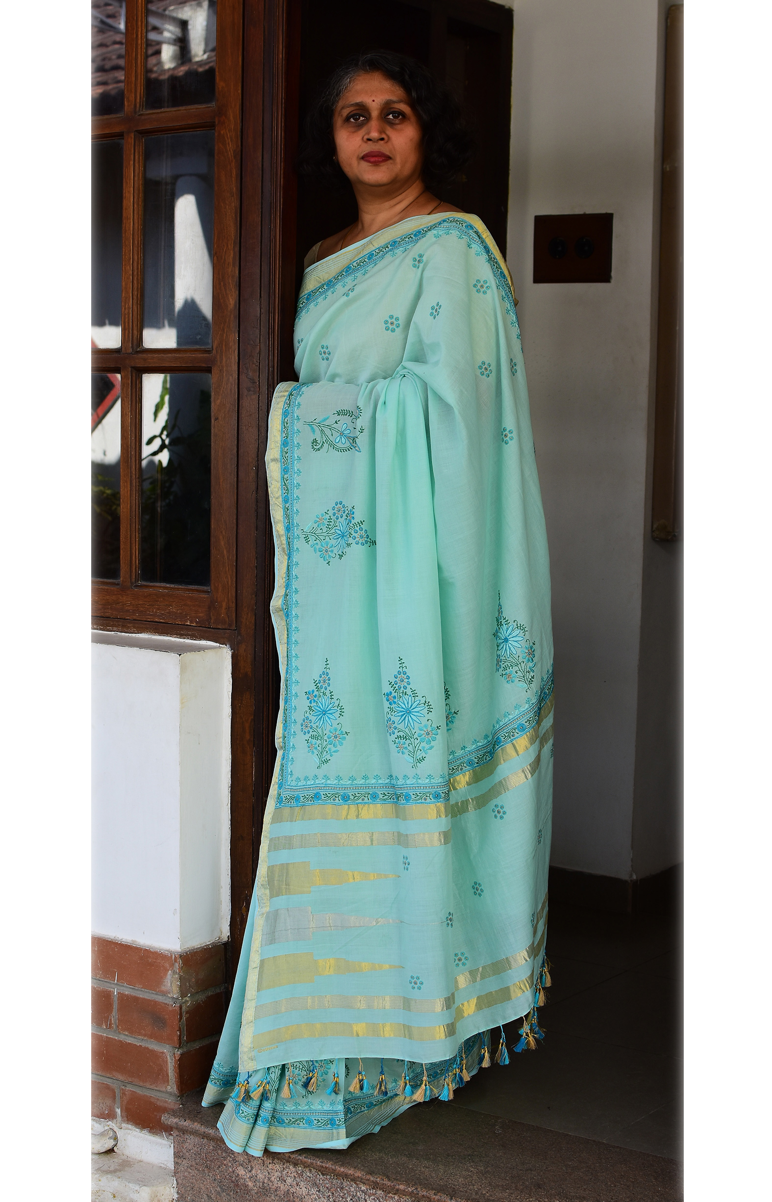 Collection: Chikankari by Ethicus-CK/BH/SA/12