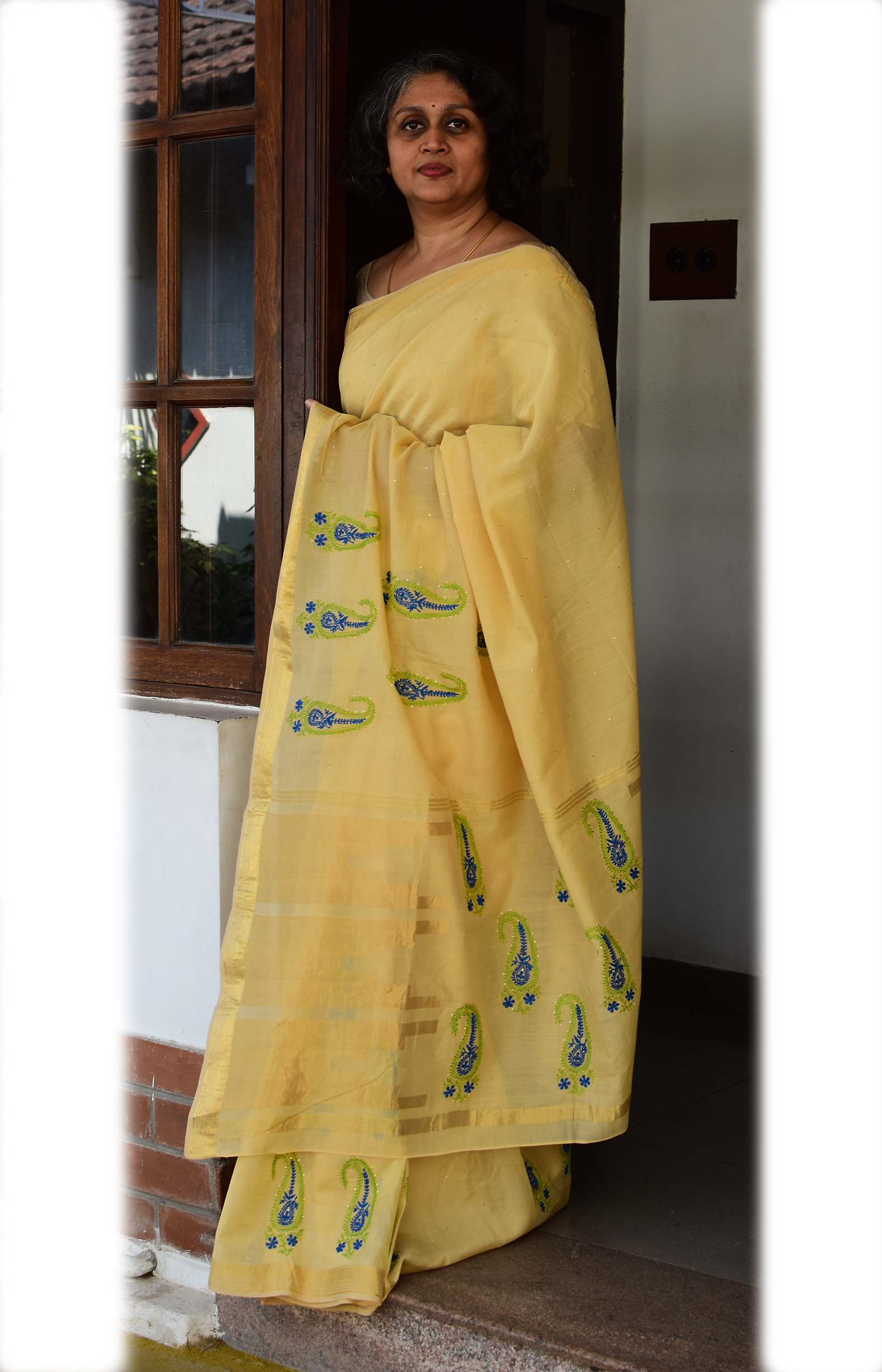 Collection:Chikankari by Ethicus-CK/RU/SA/6